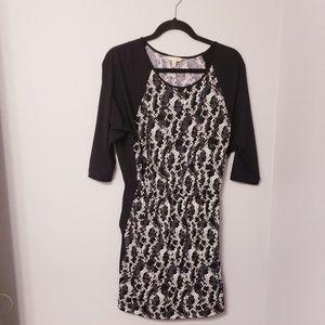 Banana republic factory snakeskin dress. Size xs